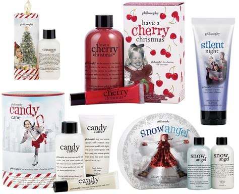 christmas gift guide lush and philosophy holiday 2010