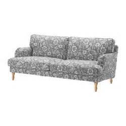 stocksund sofa hovsten gray white light brown ikea