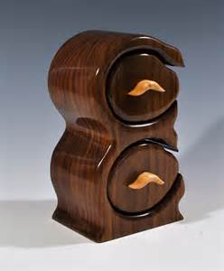 How To Build Cabinet Boxes Walnut Jewelry Bandsaw Box By Silverfoxwoodstudio On Etsy