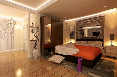 The Bedroom Decor by Bedroom Design And Wall Colors Charm And Luxury In The