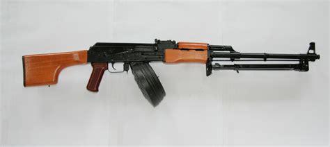 light machine 7 62x39mm light machine gun romarm