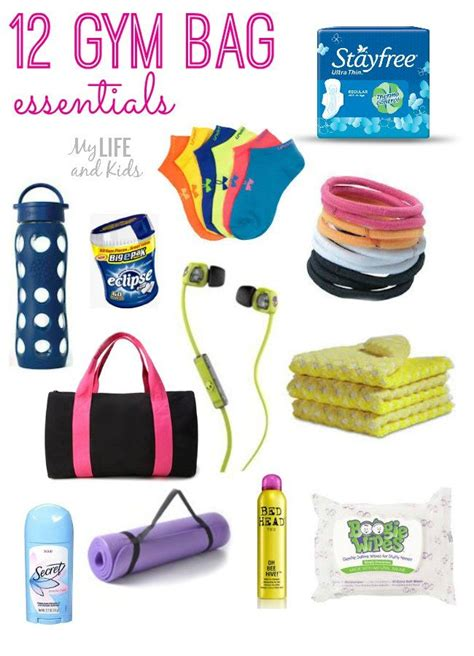 what to keep 12 gym bag essentials sun bags and towels