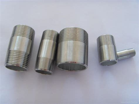 Nepel Nepple Stainless Steel 304 Dia 1 stainless steel 21 2 quot 316l npt welding china manufacturer pipe fittings pipe