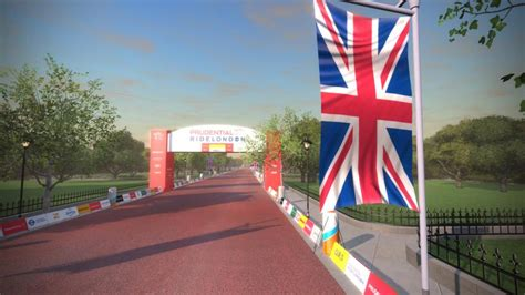 cc ashwell online clubroom prudential london 100 zwift launches virtual prudential ridelondon course