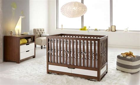 Mod Baby Crib by Brown Crib With Storage Oslo Only Furniture