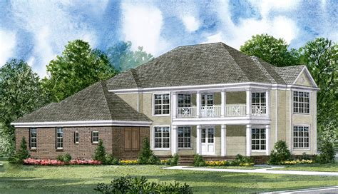 charleston row house plans charleston row house with double porches 5489lk