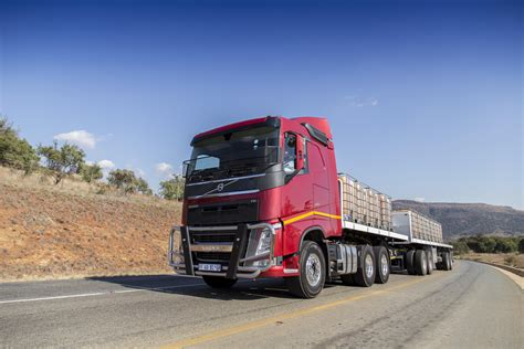 volvo trucks south africa south africa s most fuel efficient trucker future
