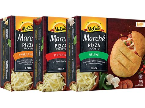 Mango Chicken Pocket Aw mccain s pizza pockets rebranded as march 233 pizza pockets chew boom