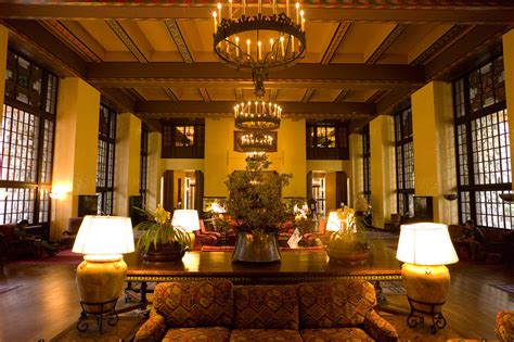 The Ahwahnee Hotel Dining Room Yosemite And The Eastern Sierra 21 And 22 October 2009