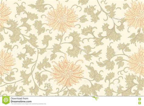 chinese pattern fabric vector traditional chinese floral seamless pattern for your