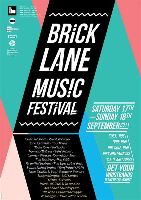 Masonry Layout Event | brick lane music festival takes over shoreditch now