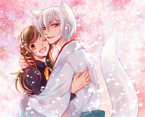 wallpaper anime kamisama hajimemashita tomoe nanami momozono wallpaper and background image