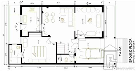 Home Design For Ground Floor 5 marla house front design gharplans pk