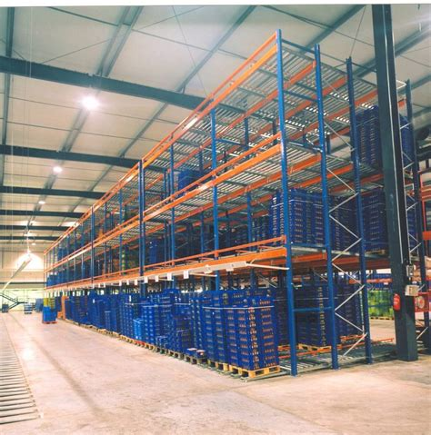 Racking Systems by Dynamic Storage Systems Dynamic Pallet Racking