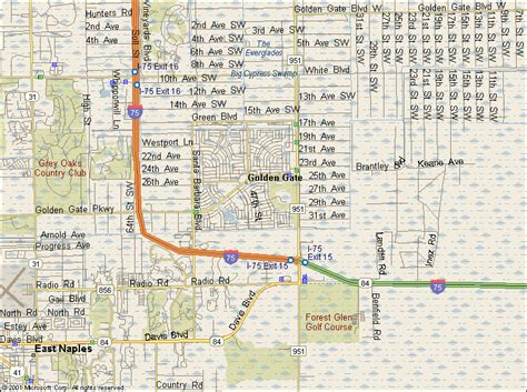map of chions gate florida naples bonita springs real estate services buyers information
