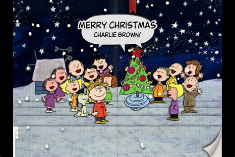 christmas wallpaper charlie brown charlie brown christmas wallpaper desktop wallpapers9