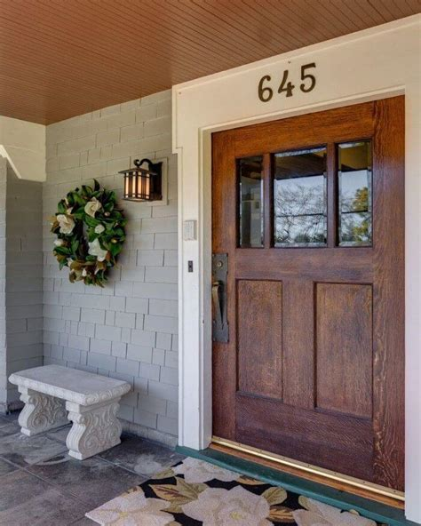 Best Affordable Front Doors - front door ideas affordable trouble twotiered