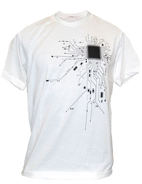 how to design a shirt using computer computer cpu core heart chip geek t shirt white sodatees