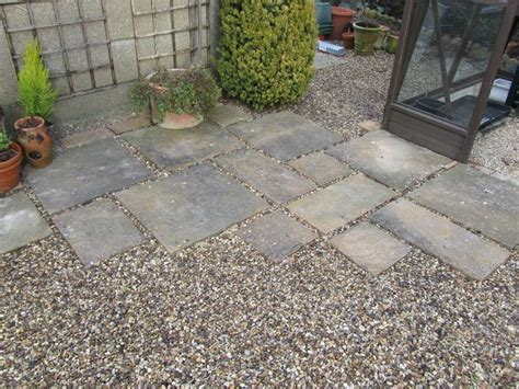 How Much To Lay Patio Slabs by 1000 Ideas About Concrete Paving Slabs On