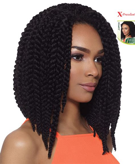 whats special about crotchet braids tresses meches xpression