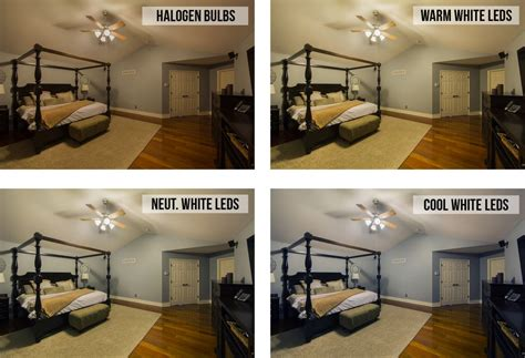 Led Light Bulbs Vs Halogen Led Vs Incandescent Halogen Superbrightleds