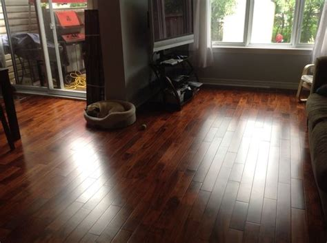 hardwood floor engineered trillium imperial walnut from
