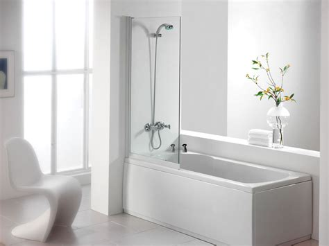 bathroom with bathtub and shower electronic bath shower bath decors