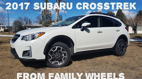 subaru crosstrek rims 2017 subaru crosstrek review from family wheels