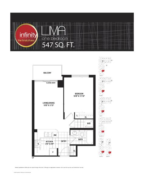 30 grand trunk floor plans lima 547 infinity condos at 19 30 grand trunk cres