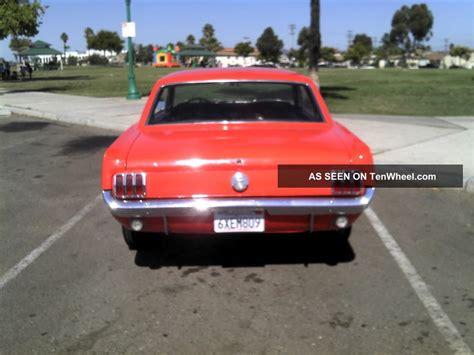 mustang rebuild 1965 ford mustang engine rebuild