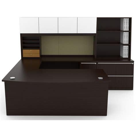 u shaped desks with hutch u shape desk with hutch new