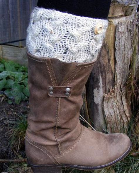 free knitting patterns for boot cuffs free knitting pattern friday free boot cuff knitting