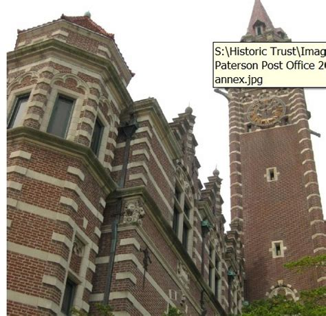 state grants for hinchliffe and sum building paterson nj