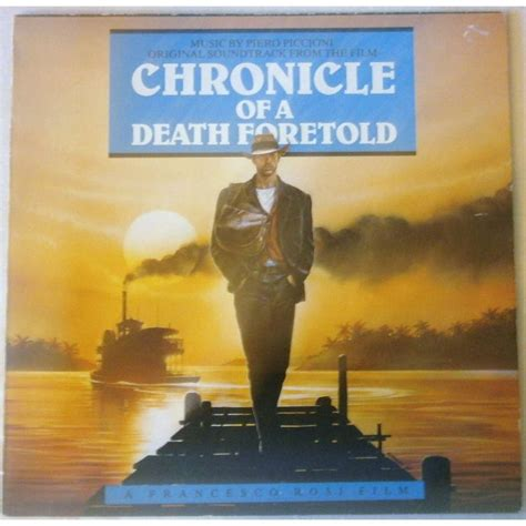 chronicle of a death foretold piero piccioni lp 売り手 grymelkin id 117367562