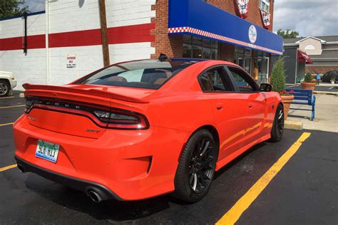 hellcat charger 2016 dodge charger srt hellcat fuel economy