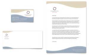Marketing Consulting Group Business Card & Letterhead