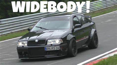 fastest skoda the fastest skoda of the n 252 rburgring