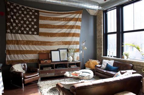 minneapolis loft apartment living room