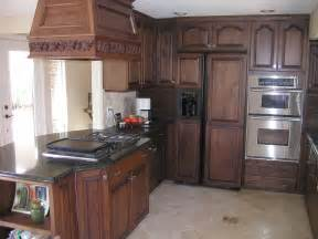 Kitchen Cabinet Ideas by Home Design Ideas Oak Kitchen Cabinets Design Ideas