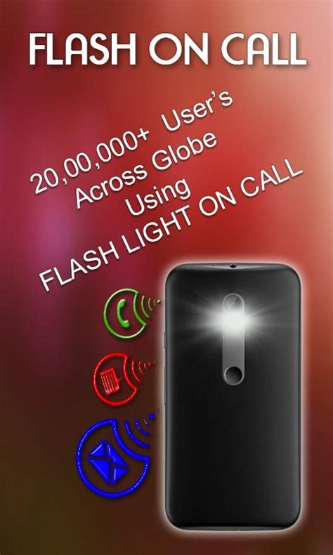 flash light blink on call flash light on call sms android apps on play