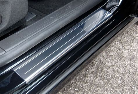 mondeo lockwood stainless sill plates avoid ugly scuffs