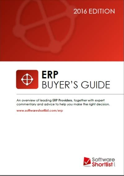 Buying Guide by Gartner S Mid Market Erp Magic Quadrant Which Vendors Shine