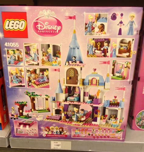 Harga The Vapor Castle by Lego 41055 Disney Princess Cinderellas Castle