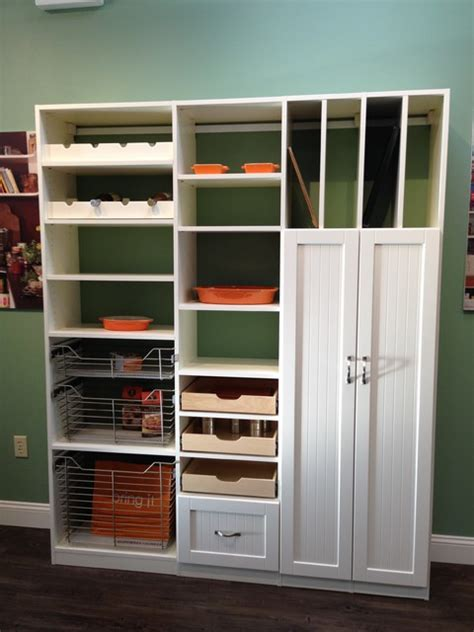California Closets Pantry by How To Maximize Your Pantry Traditional Closet