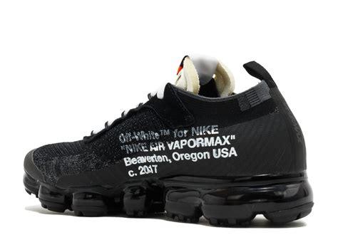 Nike X White Vapormax The Ten the 10 nike air vapormax fk quot white quot nike aa3831 001 black white clear flight club
