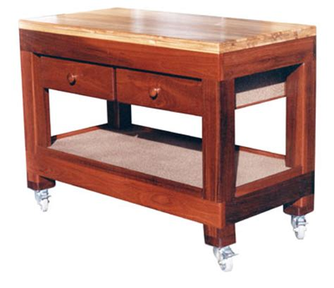 mobile kitchen bench home workshop benches workbench world