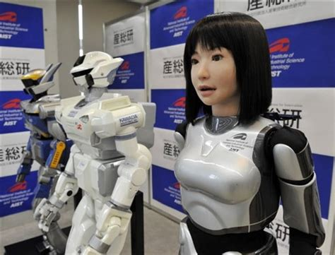 advanced capacitor technologies japan fashion robot to hit japan catwalk