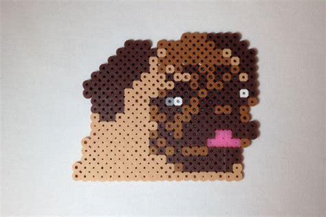 pug perler bead pattern pug perler bead patterns patterns kid