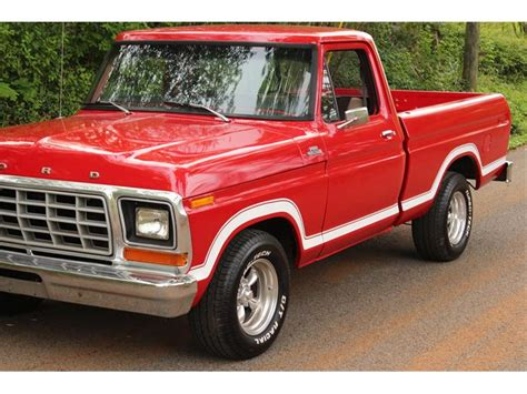1979 Ford Trucks For Sale by 1979 Ford Trucks For Sale Autos Post