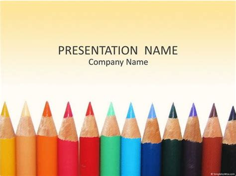 powerpoint template school 20 free education powerpoint presentation